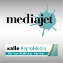 Bild von MediaJet® RollUp Silver 175M