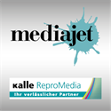 Bild von MediaJet® Papier Blueback Satin
