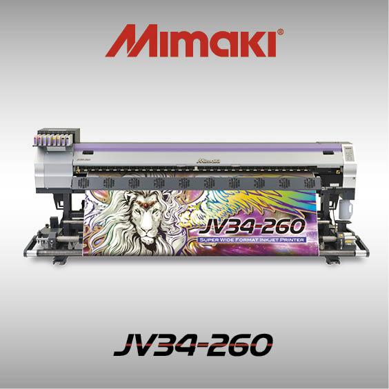 Bild von Mimaki JV34-260