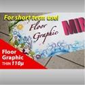 Bild von Floor Graphic Sandblast