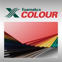 Bild von Foamalux Colour, Black - PVC-Schaumstoffplatten