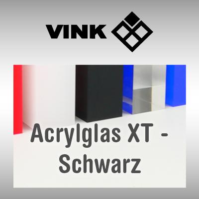Bild von Acrylglas XT - Schwarz
