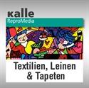 Bild für Kategorie Textilien, Leinen, Tapeten
