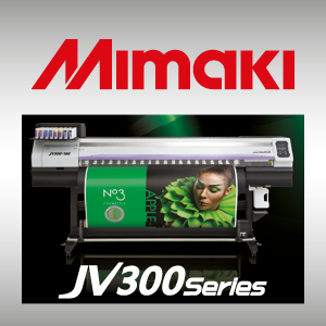 Bild von Mimaki JV300 Serie