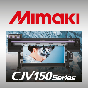 Bild von Mimaki CJV150 Serie