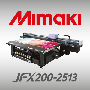 Bild von Mimaki JFX200-2513
