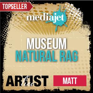Bild von MediaJet® Museum Natural Rag