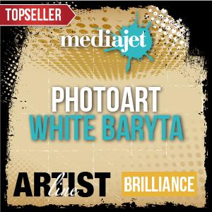 Bild von MediaJet® PhotoArt White Baryta