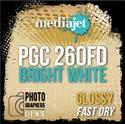 "Bild von MediaJet® PGC 260FD ""bright white"" glossy"