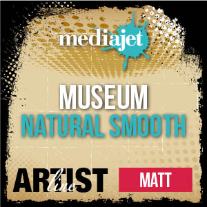 Bild von MediaJet® Museum Natural Smooth