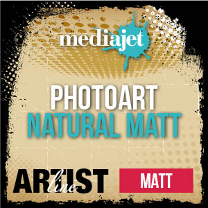 Bild von MediaJet® PhotoArt Natural Matt