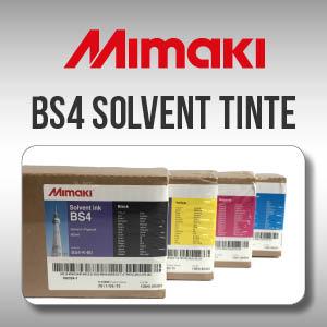 Bild von BS4 Bulk Solvent Tinte, 2000 ml