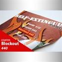 Bild von Intercast Blockout Banner 440 - B1