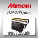 Bild für Kategorie Mimaki UJF-7151 plus Zubehör