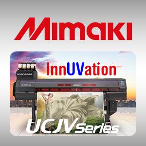 Bild von Mimaki UCJV-Serie