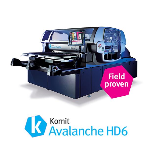 Bild von Kornit Avalanche HD6